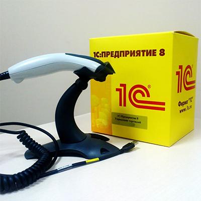 Торговое оборудование для 1С